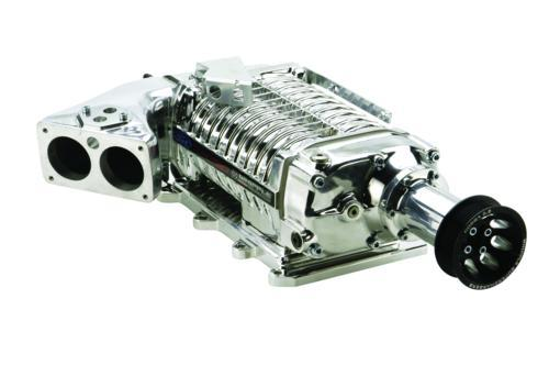 Ford Racing Mustang Whipple Supercharger Polished (03-04) Cobra 4.6 L M6066CT46P