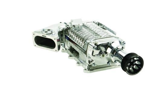 Ford Racing Mustang 2.3L Whipple Supercharger - 400hp Polished (03-04) Cobra 4.6 L M6066CT46PHP