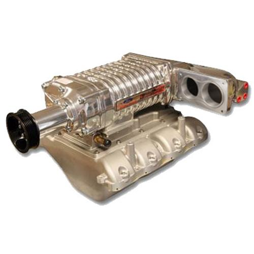 Ford Racing Mustang 2.3L Whipple Supercharger - 550hp Polished (08-09) GT 4.6L 3V M-6066-M11P8