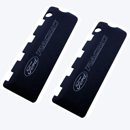 Ford Racing Mustang Coil Covers, Black with Ford Racing Logo (11-14) GT 5.0L M-6067-50BK