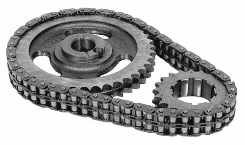 Ford Racing  Mustang Roller Timing Chain with Steel Sprocket (79-95) 5.0L/5.8L  M-6268-B302