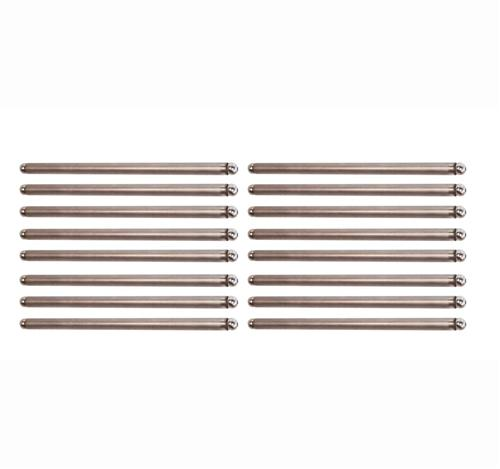 85-95 MUSTANG 5.0L STOCK LENGTH HARDENED PUSHRODS, ROLLER TAPPET, M-6565-L302