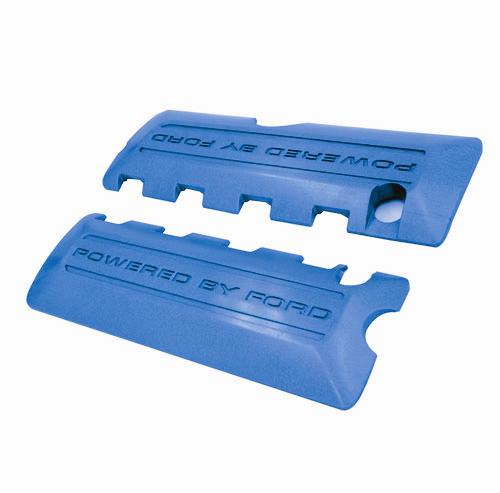 2011-2013 MUSTANG 5.0L BOSS 302 BLUE COIL COVERS, M-6P067-M50B