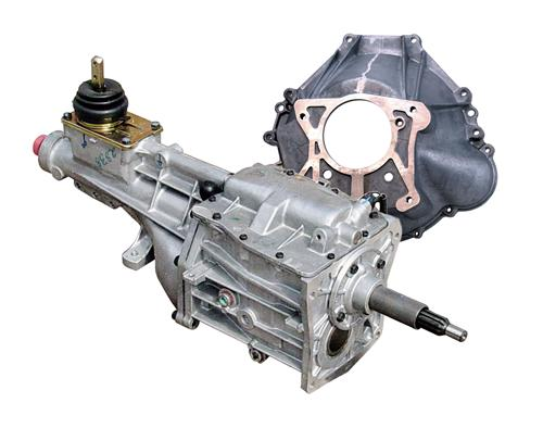 Ford Racing Mustang T5-Z Super Duty Transmission & Bellhousing (79-93) M-7003-Z