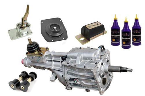 Ford Racing Mustang T5-Z Transmission Upgrade Kit (79-93)  M-7003-ZK