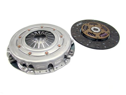 "Ford Racing  Mustang 10.5"" 10 Spline Heavy Duty Clutch Kit  (86-00) 4.6L/5.0L M-7560-E302"