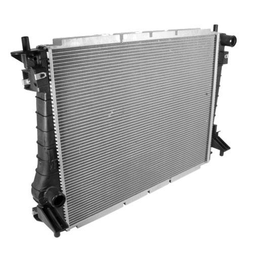 Ford Racing Mustang Boss 302 Radiator (11-14) M-8005-MBR