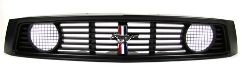 Ford Racing Mustang Boss 302S Front Grille Kit (10-12) M-8200M-BRK