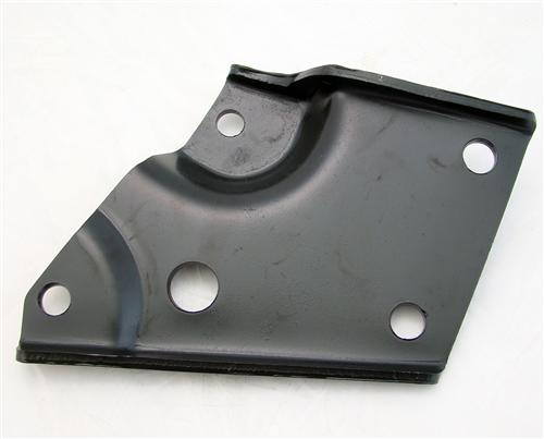 Ford Racing  Mustang Power Steering Pump 351w Swap Bracket (No A/C) (85-93) 5.8L M-8511-A351