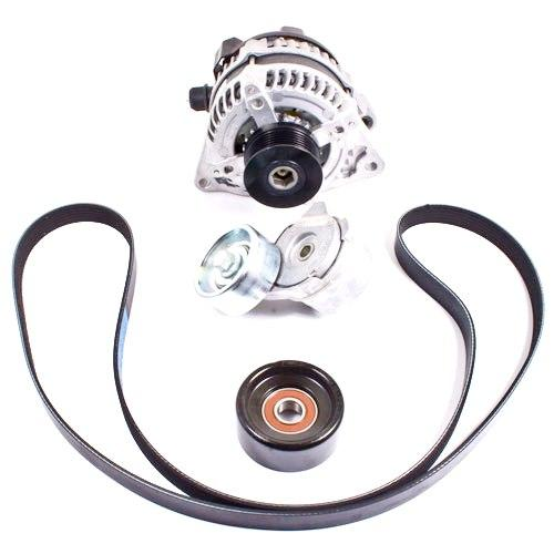 2011-2012 MUSTANG FORD RACING 5.0L CRATE ENGINE BOSS 302 ALTERNATOR KIT, M-8600-M50BALT