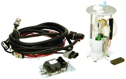 2010 Mustang GT Dual Fuel Pump Kit for 4.6L 3V , M-9407-Msvta - Picture of 2010 Mustang GT Dual Fuel Pump Kit for 4.6L 3V , M-9407-Msvta