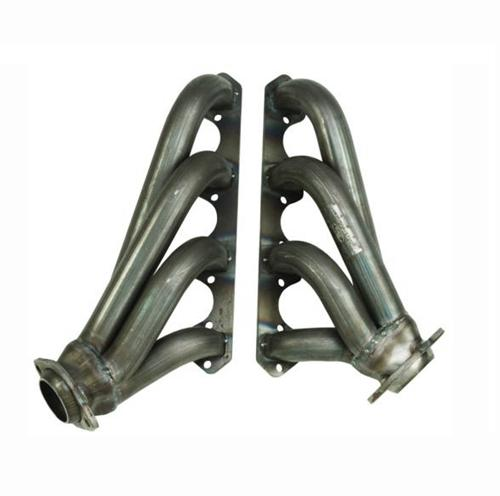 Ford Racing Mustang Shorty Headers for Z Cylinder Heads Stainless Steel (79-93) 5.0L M-9430-ZM7993