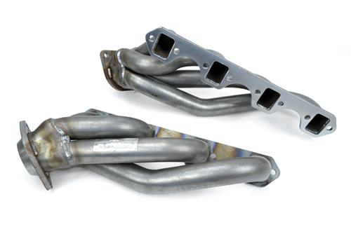 Ford Racing  Mustang Shorty Headers Stainless Steel  (79-93) 5.0L  M-9430-P50
