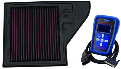 Ford Racing Mustang Performance Calibration with High Flow Air Filter (11-14) GT 5.0L M-9603-MGTB