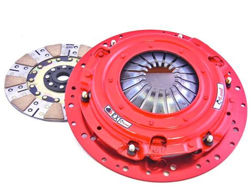 McLeod Mustang RXT Dual Disc Clutch Kit (For T-56) (99-04) GT-Mach 1 693207