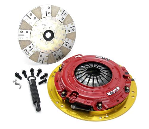 Mcleod Mustang RXT Twin Disk Clutch Kit (11-14) GT 5.0 693225 - Picture of Mcleod Mustang RXT Twin Disk Clutch Kit (11-14) GT 5.0 693225