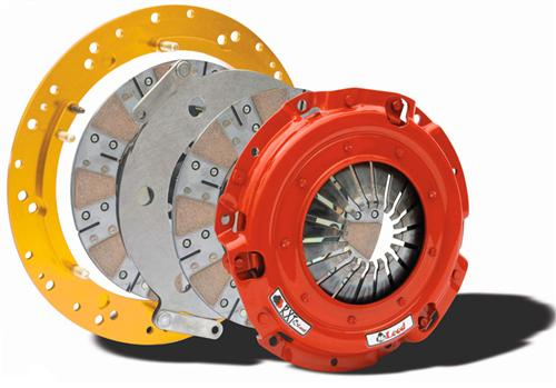 10-14 Mustang GT500 McLeod RXT Dual Disc Clutch Kit - 10-14 Mustang GT500 McLeod RXT Dual Disc Clutch Kit