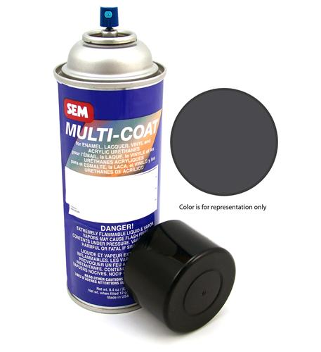 Mustang Dark Gray/SVO Gray Vinyl Interior Paint (84-86)