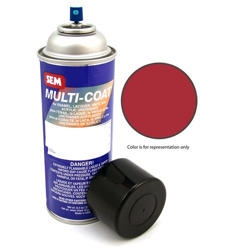 Mustang Scarlet Red Vinyl Interior Paint (87-92)