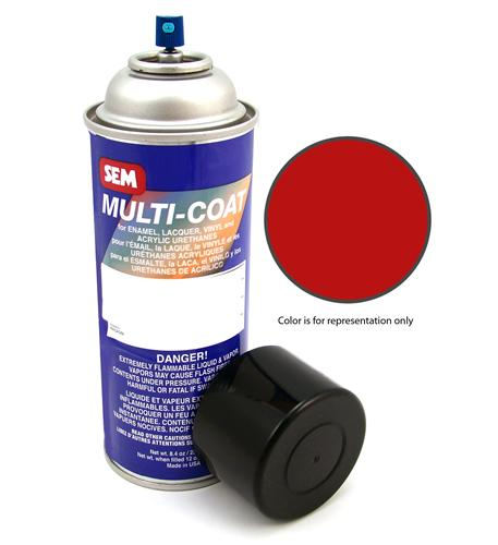 Mustang Scarlet Red Lacquer Interior Paint (87-92)