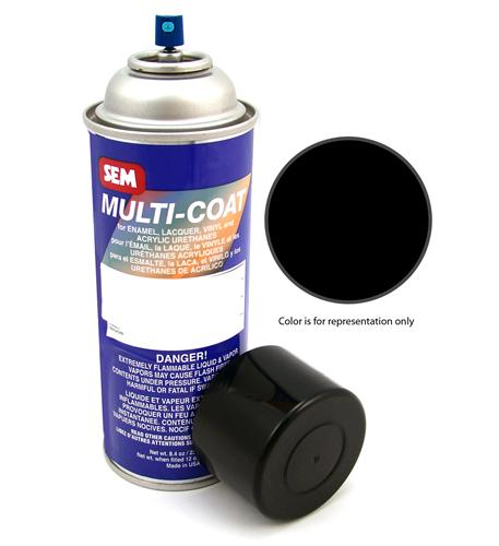 Mustang Black Vinyl Interior Paint (79-89)