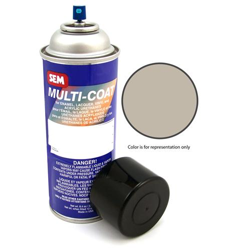 Mustang Medium Parchment Lacquer Interior Paint (99-04)