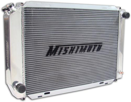 79-93 MUSTANG ALUMINUM RADIATOR FOR MANUAL TRANSMISSION