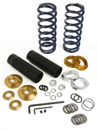 Maximum Motorsports  Mustang Coil Over Kit w/ Springs For Bilstein Struts (79-04) - Picture of Maximum Motorsports  Mustang Coil Over Kit w/ Springs For Bilstein Struts (79-04)