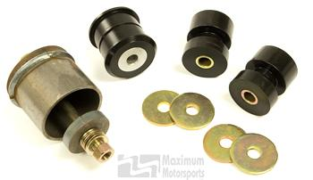 Maximum Motorsports  Mustang Rear IRS Urethane Differential Mounts w/ Tool (99-04)