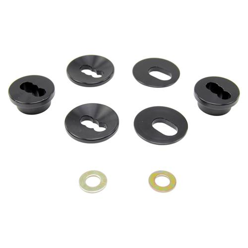 79-04 MUSTANG MAXIMUM MOTORSPORT Solid rack bushings - 79-04 MUSTANG MAXIMUM MOTORSPORT Solid rack bushings