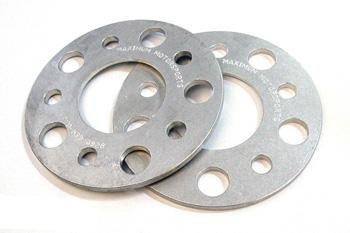 "Maximum Motorsports  Mustang 1/4"" Wheel Spacers (94-04)"