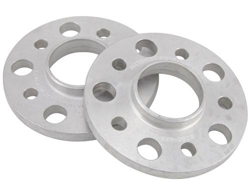 "94-04 MUSTANG WHEEL SPACER, 1/2"" HUBCENTRIC, PAIR"