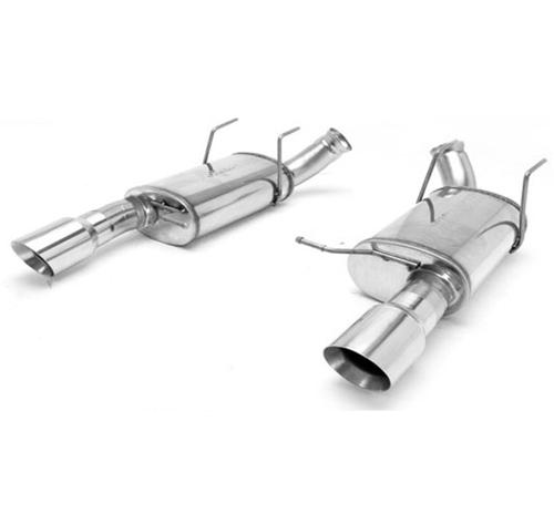 "Magnaflow Mustang 3"" Street Axle-Back Exhaust System (11-14) GT-GT500 5.0L 5.4L 15593"
