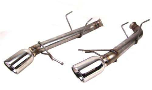"Magnaflow Mustang Competition Axle-Back Exhaust System - 2.5""  (11-14) V6 3.7L 15596"