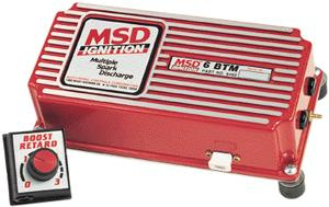 MSD 6 Btm Ignition Box