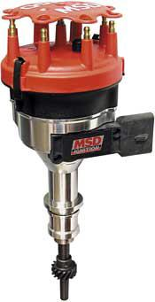 MSD SVT Lightning Pro-Billet Ready To Run Distributor (93-95)