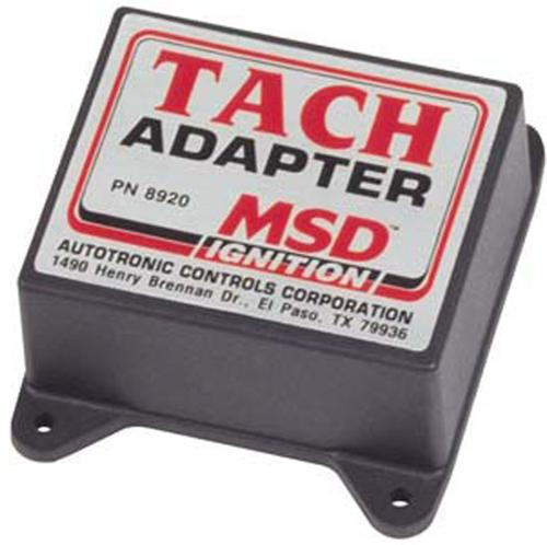 MSD Ignition Tach Adapter - MSD Ignition Tach Adapter