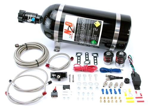 Nitrous Outlet Mustang Single Nozzle Kit (99-04) 4.6 00-10014-1