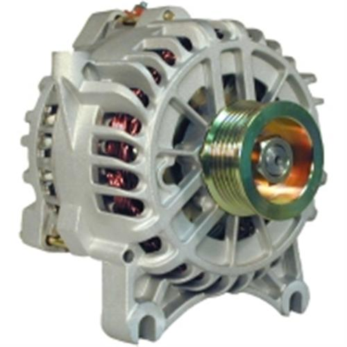PA Performance Mustang 200 Amp Alternator Bare Aluminum (05-10) 4.6L