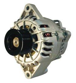 Mustang 130 Amp Alternator 6G Does Not Include Pulley (03-04) Cobra 4.6