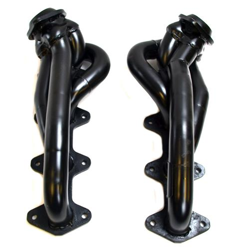 Pacesetter Mustang Shorty Headers Black (05-10) GT 4.6L 701074