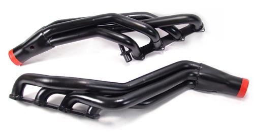 "Pacesetter F-150 SVT Lightning Longtube Headers, 1 53/4"" Primaries, 3' Collector Black (99-04)"