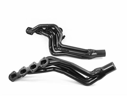 "Pacesetter Mustang Long Tube Headers, 1 5/8"" Primaries, 3"" Collectors Black (96-98) Cobra 4.6 4V"