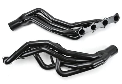 "Pacesetter Mustang Long Tube Headers, 1 5/8"" Primaries, 3"" Collectors Black (96-04) GT 4.6 2V"