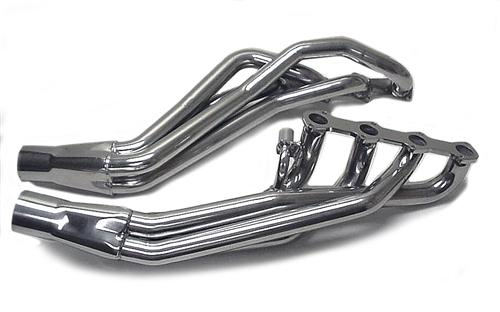 Pacesetter F-150 SVT Lightning Longtube Headers Ceramic Coated (99-04)