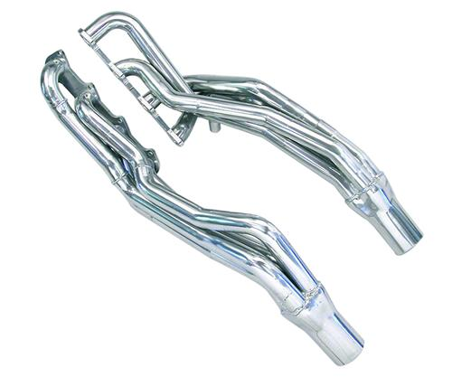 "Pacesetter Mustang Long Tube Headers, 1 5/8"" Primaries, 3"" Collectors Armor Coated (96-04) GT 4.6 2v - Pacesetter Mustang Long Tube Headers, 1 5/8"" Primaries, 3"" Collectors Armor Coated (96-04) GT 4.6 2v"