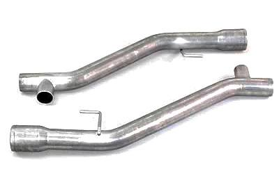 Pacesetter Mustang Off Road H-Pipe for Long Tube Headers (05-10) GT 4.6L
