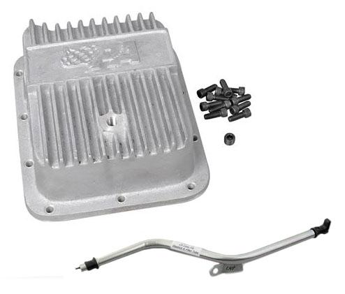 Mustang C4 Deep Sump Transmission Pan Kit