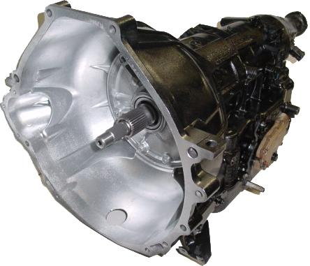 Mustang 4R70W Street/Strip Transmission (99-04) 4.6