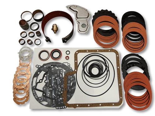 Mustang AOD Max Performance Rebuild Kit (84-89)